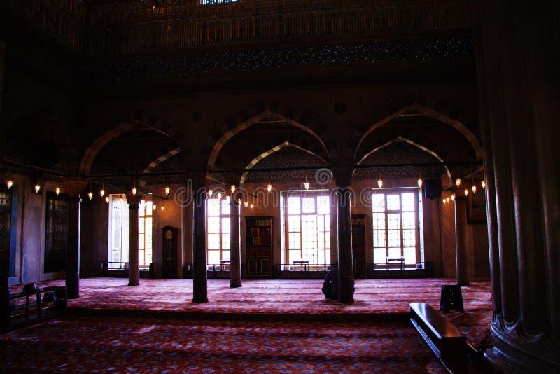 Feines Beispiel der Osmane Türkischearchitektur stockfotos