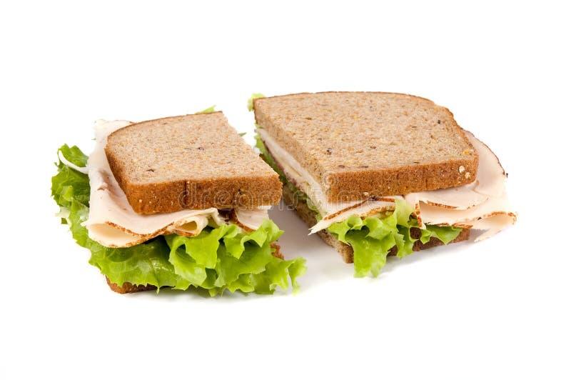 Feinkostgeschäft-Sandwich lizenzfreie stockbilder