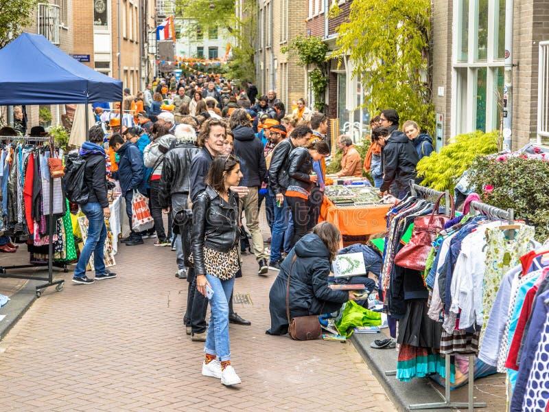 Feira da ladra em Kingday foto de stock royalty free