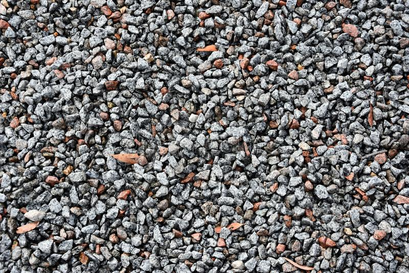 Feito da forma diferente das pedras do cascalho do seixo fotografia de stock royalty free