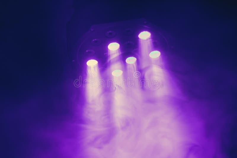Feixe luminoso do disco abstrato foto de stock royalty free