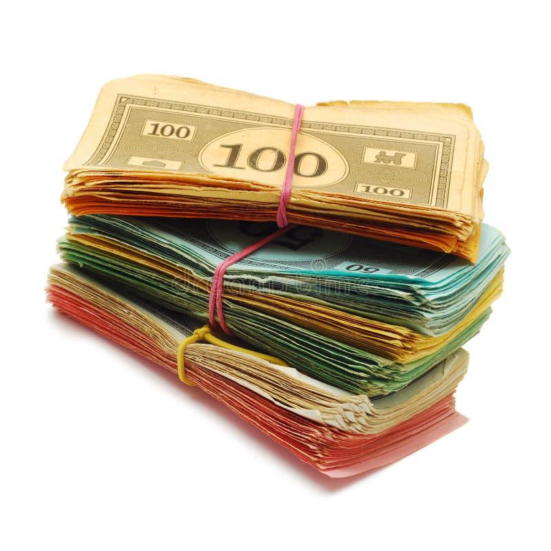 Fejka pengar arkivbilder