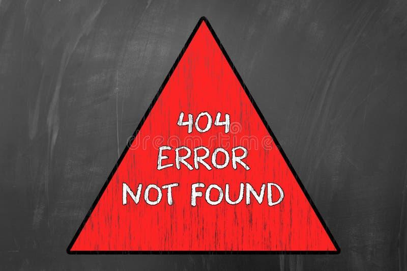 fel 404 royaltyfria foton