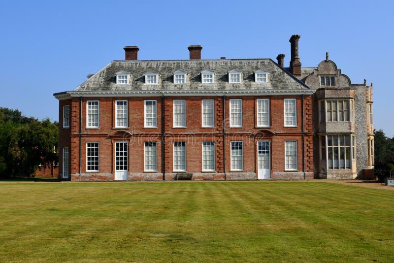 Felbrigg Hall, Norfolk royaltyfri foto