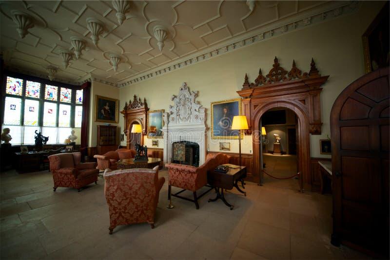 Felbrigg Salão, confiança nacional, Norfolk, Reino Unido foto de stock royalty free