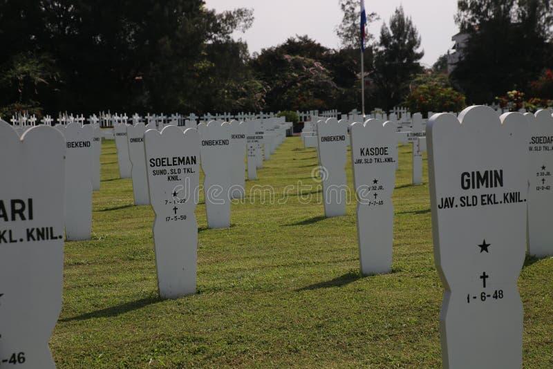Feld der Ehre Bandung lizenzfreie stockbilder