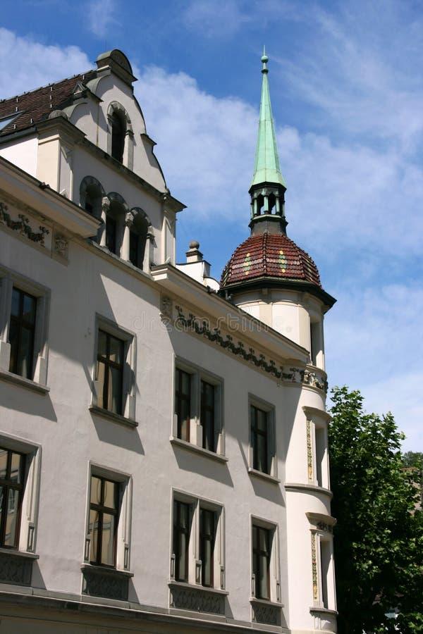 Feldkirch, Österreich lizenzfreie stockbilder