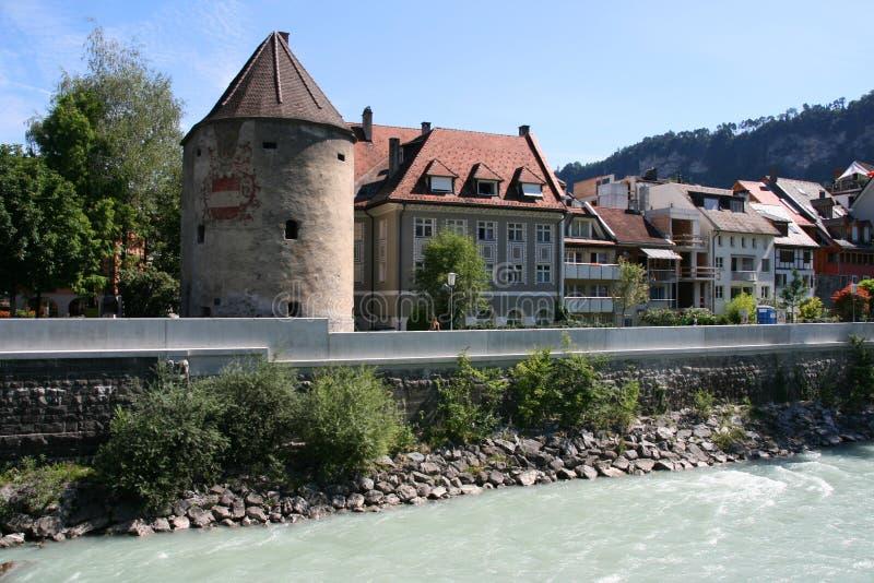 feldkirch στοκ φωτογραφία με δικαίωμα ελεύθερης χρήσης