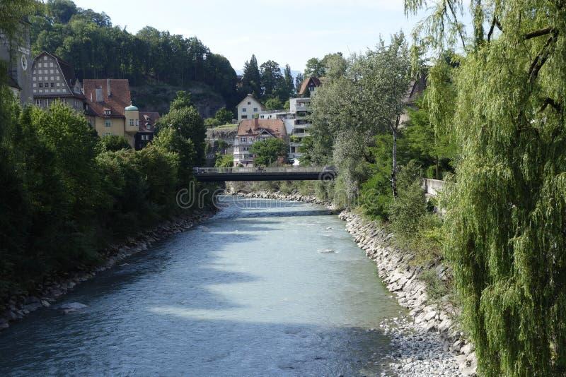 Feldkirch, Austria immagini stock libere da diritti