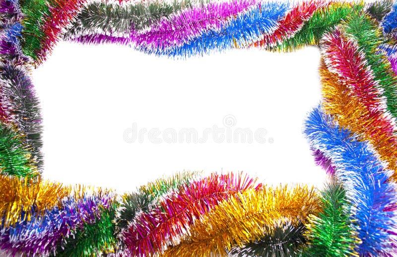 Feldweihnachtsfilterstreifen lizenzfreie stockbilder