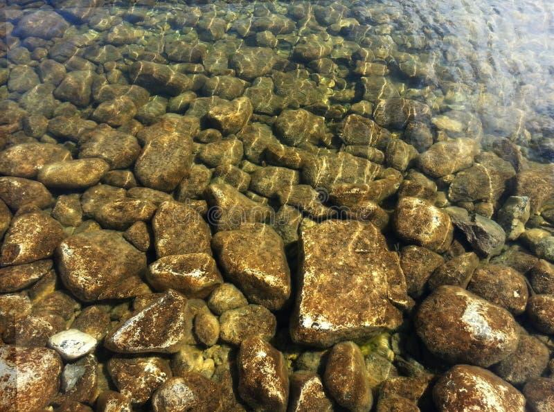 Felicidad del río fotos de archivo