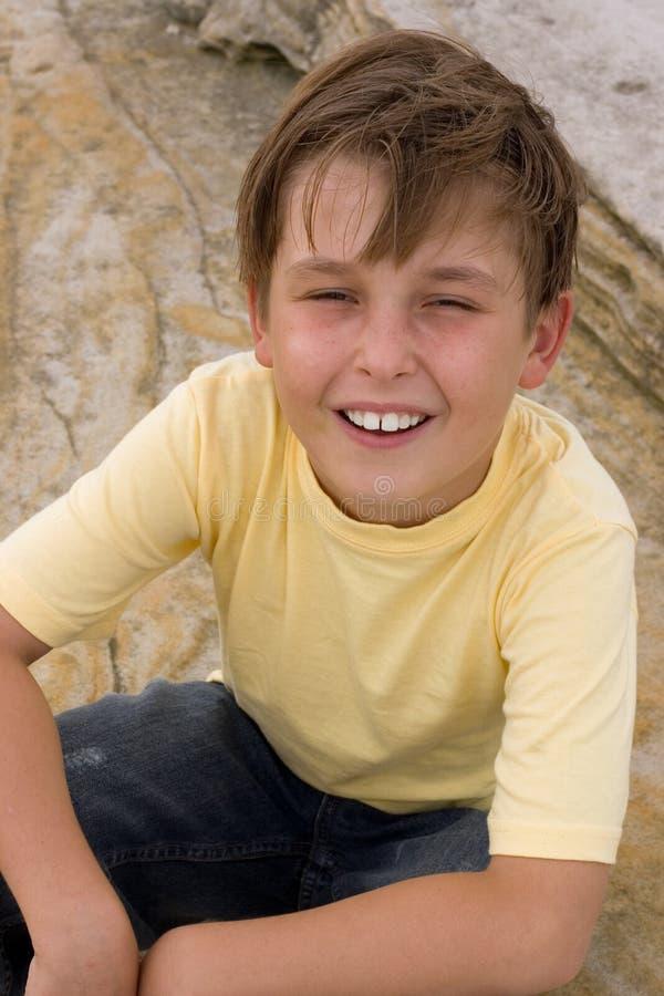 Felicidade da infância imagem de stock