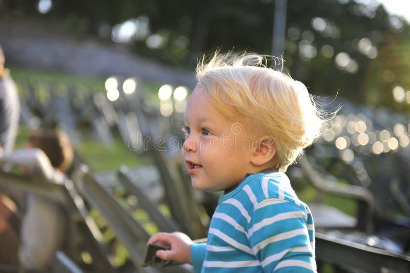 Felicidade do bebê imagens de stock royalty free