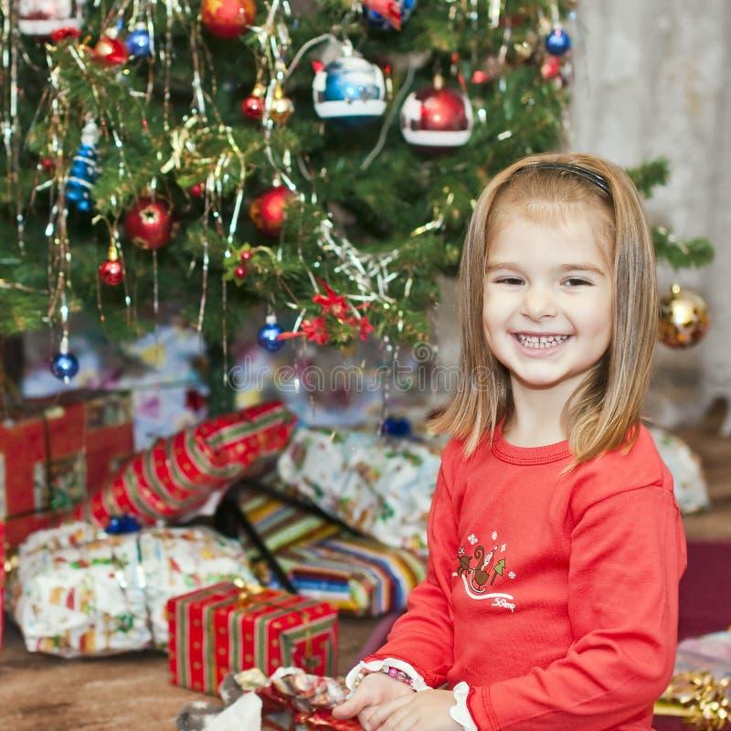 Felicidade do Natal foto de stock royalty free