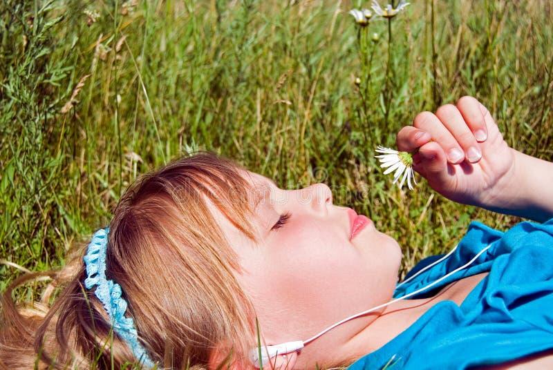 Felicidade do verão imagem de stock