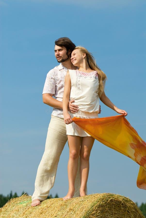 Felicidade do verão imagens de stock royalty free
