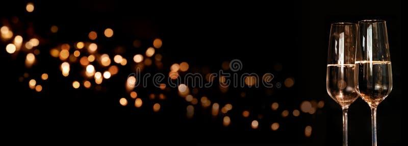 Felicitações do ano novo imagem de stock royalty free