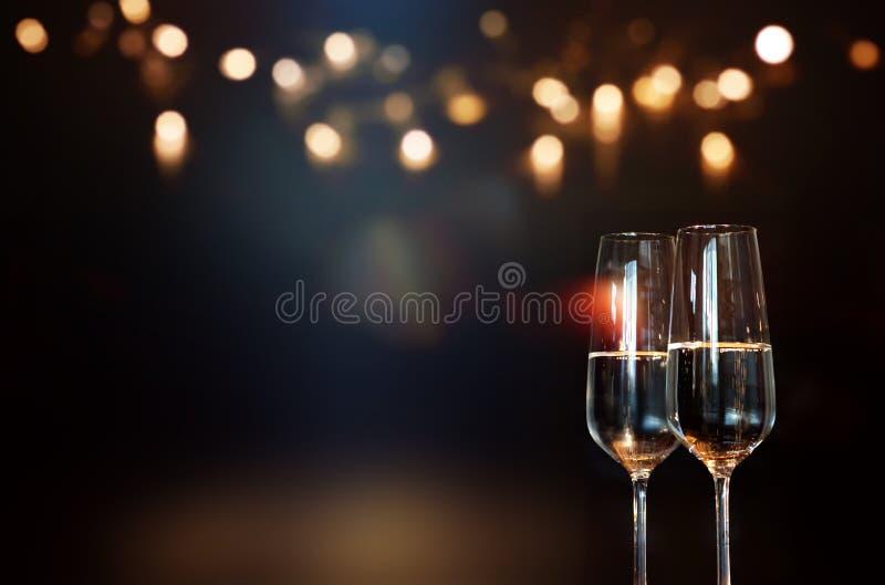 Felicitações do ano novo imagens de stock royalty free