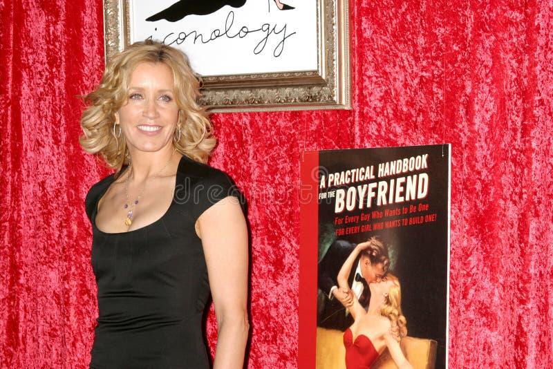 Felicity Huffman foto de stock royalty free