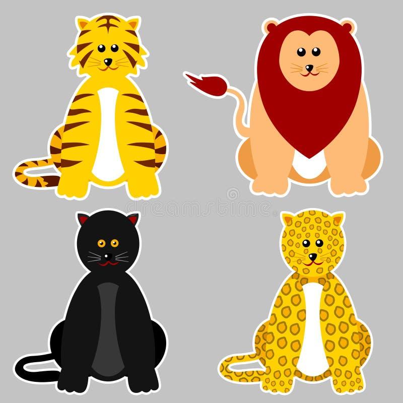 Free Felidae Family Stock Image - 20340691