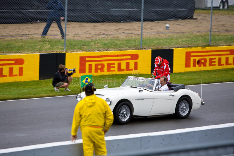 Download Felipe Masa At Montreal Grand Prix Editorial Photography - Image of curve, button: 22749187