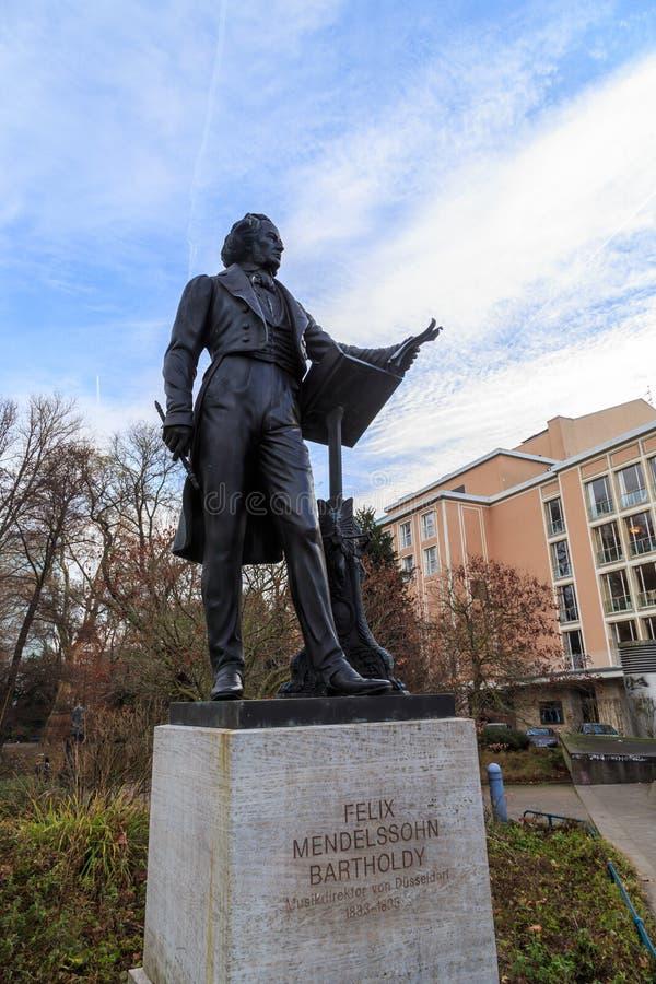 Felix Mendelssohn zdjęcia royalty free