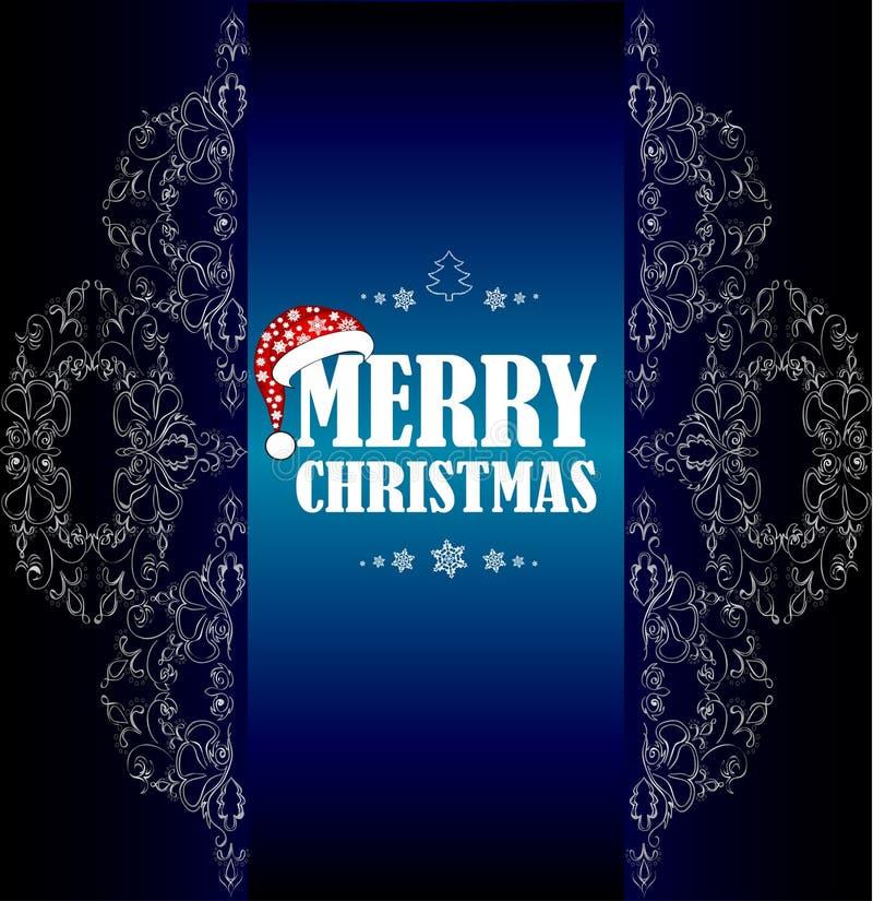Feliz Año Nuevo y Feliz Navidad imagen de archivo libre de regalías