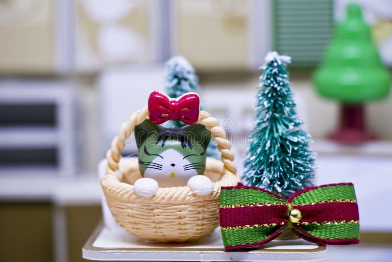 Feliz Año Nuevo y Feliz Navidad con los animales foto de archivo
