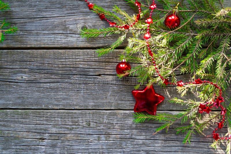 Feliz Año Nuevo y Feliz Navidad Fondo foto de archivo