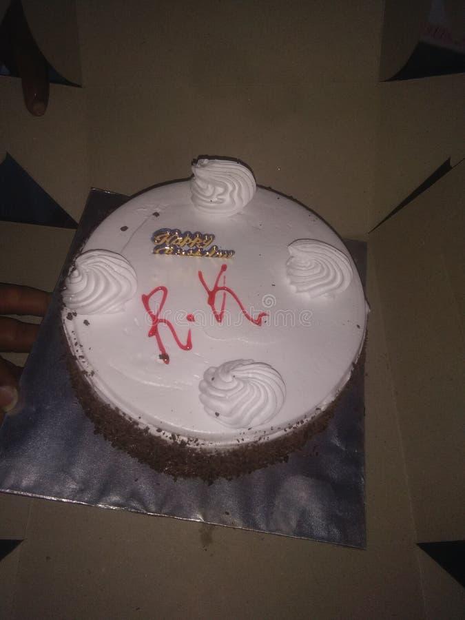 Feliz aniversário bhai e você de RK fotografia de stock royalty free
