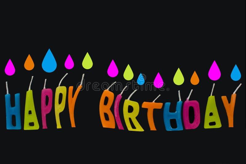 Download Feliz aniversario foto de stock. Imagem de velas, miúdos - 10057006