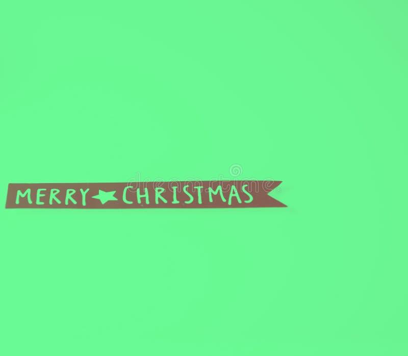 Feliz celebración de la fiesta de Navidad foto de archivo libre de regalías