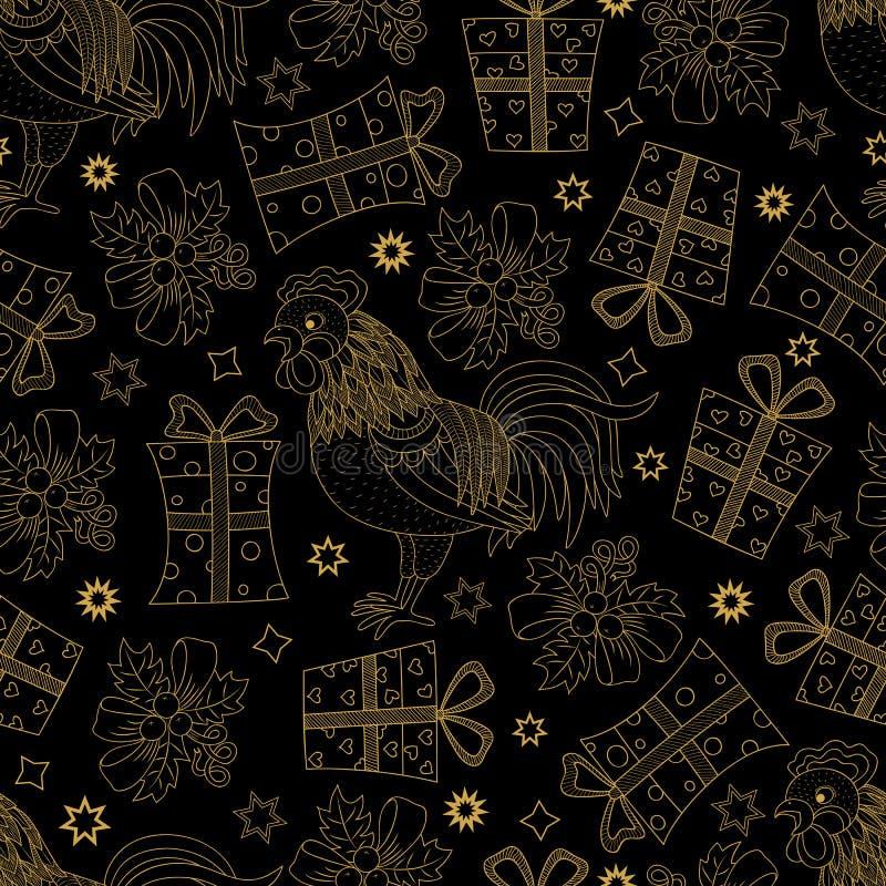 Feliz christ-09 ilustración del vector