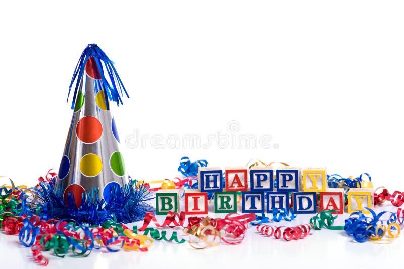?Feliz cumpleaños? fotos de archivo libres de regalías