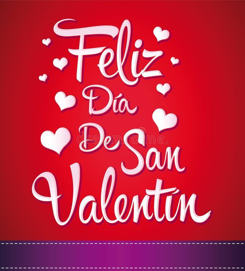 Download Feliz Dia De San Valentin Stock Vector. Image Of Luxury   37088634