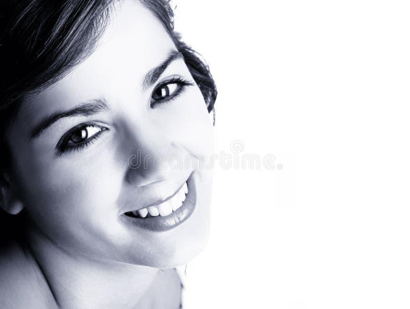 Feliz e sorriso foto de stock royalty free