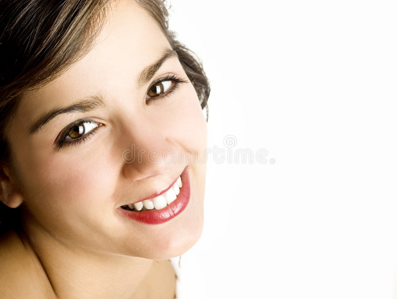 Feliz e sorriso imagens de stock royalty free