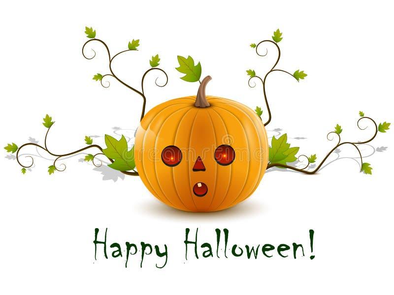 Feliz Halloween stock de ilustración