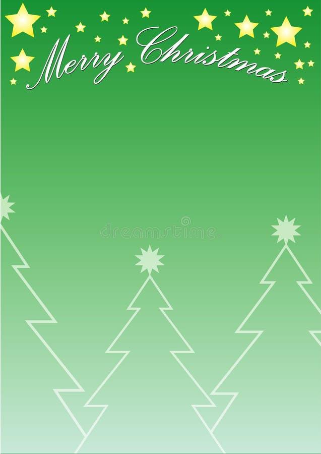 Feliz Natal ilustração do vetor