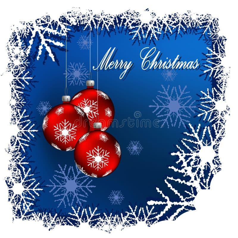 Download Feliz Natal ilustração do vetor. Ilustração de vermelho - 16853373