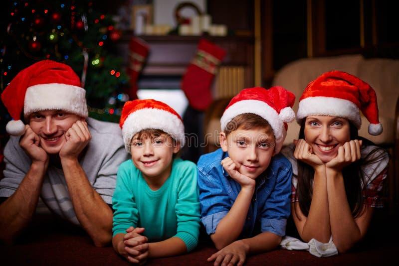 Feliz Natal! foto de stock
