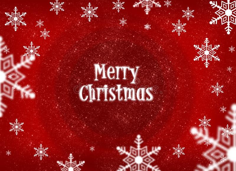 Feliz Navidad 2011 ilustración del vector