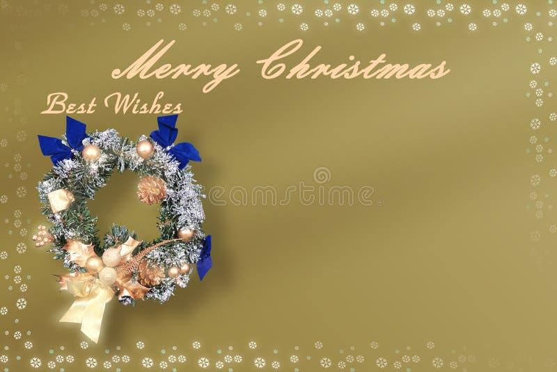 Feliz Navidad. ilustración del vector