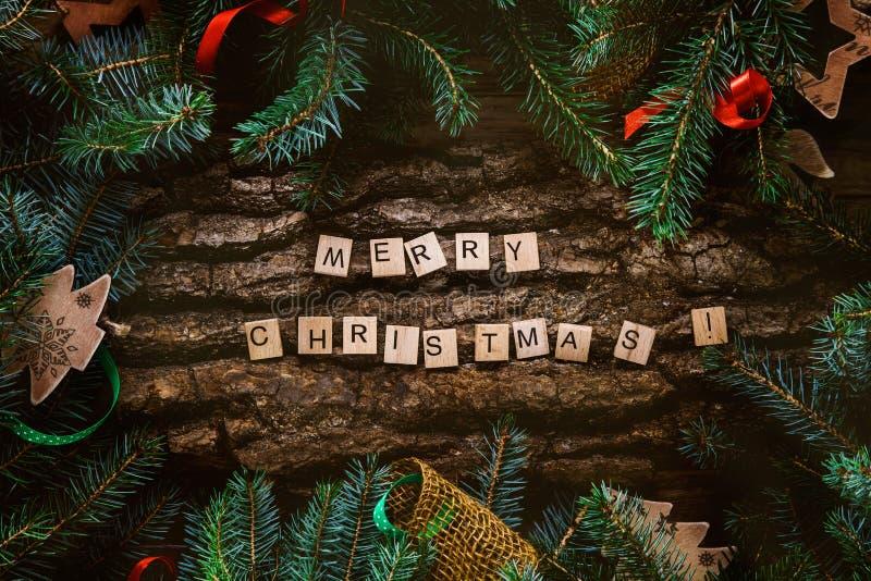 Feliz Navidad foto de archivo