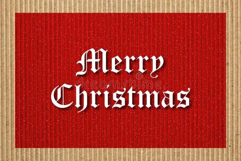 Feliz Navidad fotografía de archivo