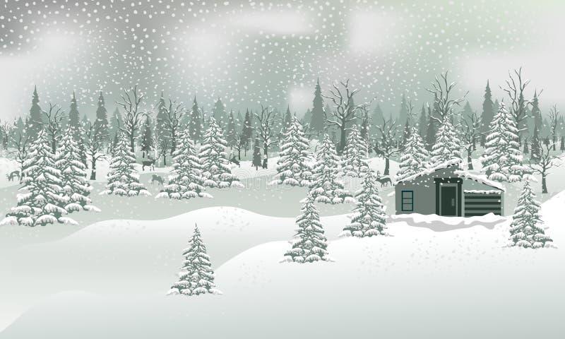 Feliz Navidad del vector del extracto y concepto de la Feliz Año Nuevo, papel pintado del fondo ilustración del vector