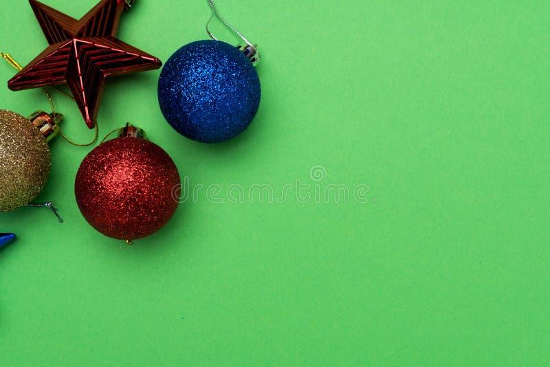 Feliz Navidad y celebración de la Feliz Año Nuevo foto de archivo