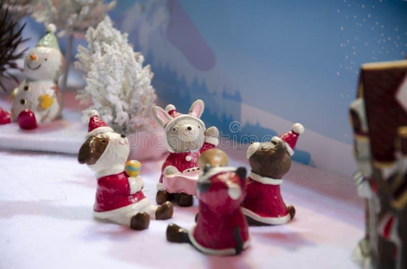 Feliz Navidad y Feliz Año Nuevo imagen de archivo