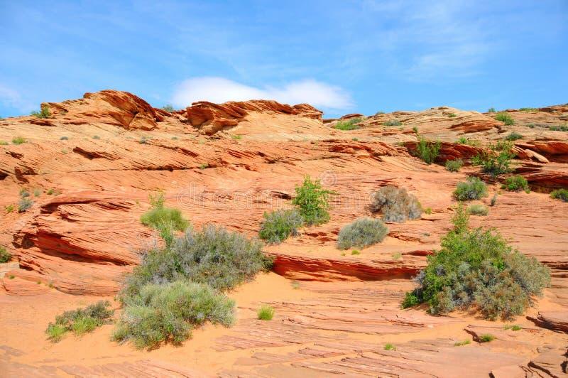 Download Felsen-Anordnungen stockfoto. Bild von orange, amerika - 26353318