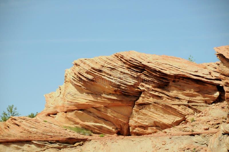 Download Felsen-Anordnungen stockbild. Bild von orange, amerika - 26353367